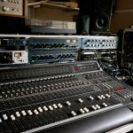 The mixing board